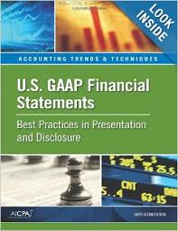 AICPA US GAAP Financial Statements